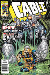 Cover for Cable (Marvel, 1993 series) #72 [Newsstand]