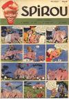 Cover for Spirou (Dupuis, 1947 series) #479