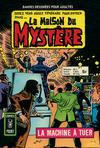 Cover for La Maison du Mystère (Arédit-Artima, 1975 series) #7