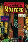 Cover for La Maison du Mystère (Arédit-Artima, 1975 series) #8