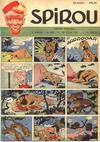 Cover for Spirou (Dupuis, 1947 series) #480