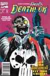 Cover for Deathlok (Marvel, 1991 series) #7 [Newsstand]