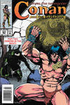 Cover for Conan the Barbarian (Marvel, 1970 series) #267 [Newsstand]