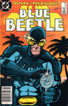 Cover Thumbnail for Blue Beetle (1986 series) #14 [Newsstand]