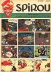 Cover for Spirou (Dupuis, 1947 series) #481