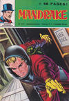 Cover for Mandrake (Éditions des Remparts, 1962 series) #317