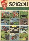 Cover for Spirou (Dupuis, 1947 series) #482