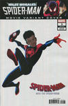 Cover for Miles Morales: Spider-Man (Marvel, 2019 series) #3 (243) [Movie Variant Cover]