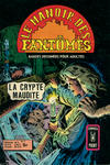 Cover for Le Manoir des Fantômes (Arédit-Artima, 1975 series) #7