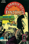 Cover for Le Manoir des Fantômes (Arédit-Artima, 1975 series) #15