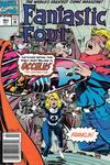 Cover for Fantastic Four (Marvel, 1961 series) #363 [Australian]