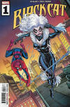 Cover Thumbnail for Black Cat (2019 series) #1 [Walmart Exclusive - Todd Nauck]
