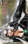 Cover Thumbnail for Black Cat (2019 series) #1 [ComicXposure Exclusive - Greg Horn Trade Dress]