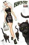 Cover Thumbnail for Black Cat (2019 series) #1 [KRS Comics Exclusive - David Nakayama]
