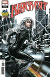 Cover Thumbnail for Black Cat (2019 series) #1 [Midtown Comics Exclusive - Clayton Crain]