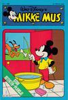 Cover for Mikke Mus (Hjemmet / Egmont, 1980 series) #1/1981