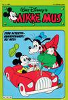 Cover for Mikke Mus (Hjemmet / Egmont, 1980 series) #2/1981
