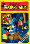 Cover for Mikke Mus (Hjemmet / Egmont, 1980 series) #8/1981