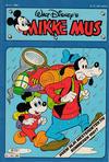 Cover for Mikke Mus (Hjemmet / Egmont, 1980 series) #6/1981