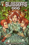 Cover Thumbnail for Blossoms: 666 (2019 series) #5 [Cover A Laura Braga]