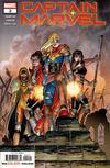 Cover for Captain Marvel (Marvel, 2019 series) #2