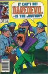 Cover for Daredevil (Marvel, 1964 series) #218 [Canadian]