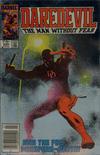 Cover for Daredevil (Marvel, 1964 series) #220 [Canadian]