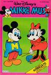 Cover for Mikke Mus (Hjemmet / Egmont, 1980 series) #9/1982