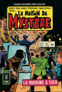 Cover Thumbnail for La Maison du Mystère (Arédit-Artima, 1975 series) #7