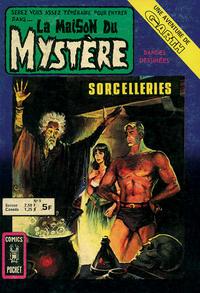 Cover Thumbnail for La Maison du Mystère (Arédit-Artima, 1975 series) #9