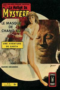 Cover Thumbnail for La Maison du Mystère (Arédit-Artima, 1975 series) #10