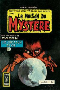 Cover Thumbnail for La Maison du Mystère (Arédit-Artima, 1975 series) #11