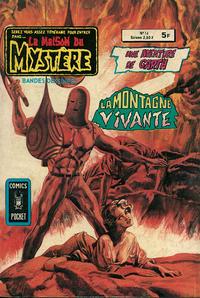 Cover Thumbnail for La Maison du Mystère (Arédit-Artima, 1975 series) #14