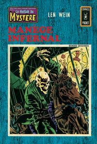 Cover Thumbnail for La Maison du Mystère (Arédit-Artima, 1975 series) #17