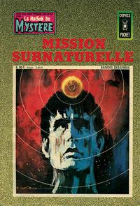 Cover Thumbnail for La Maison du Mystère (Arédit-Artima, 1975 series) #18