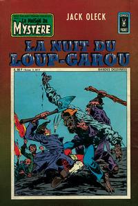 Cover Thumbnail for La Maison du Mystère (Arédit-Artima, 1975 series) #19