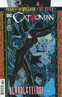 Cover Thumbnail for Catwoman (DC, 2018 series) #13
