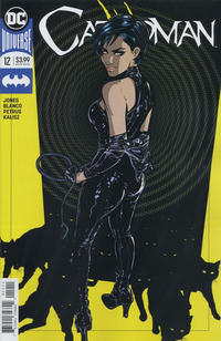 Cover Thumbnail for Catwoman (DC, 2018 series) #12
