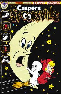Cover Thumbnail for Casper's Spooksville (American Mythology Productions, 2019 series) #1