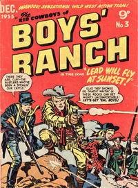 Cover Thumbnail for Boys' Ranch (Magazine Management, 1950 ? series) #3