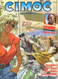 Cover Thumbnail for Cimoc (NORMA Editorial, 1981 series) #155