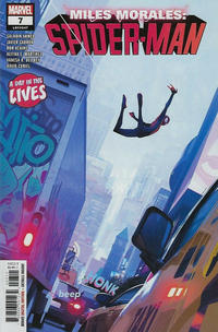 Cover Thumbnail for Miles Morales: Spider-Man (Marvel, 2019 series) #7 (247)