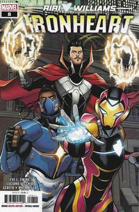 Cover Thumbnail for Ironheart (Marvel, 2019 series) #8