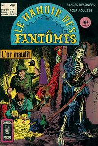Cover Thumbnail for Le Manoir des Fantômes (Arédit-Artima, 1975 series) #3