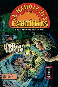 Cover Thumbnail for Le Manoir des Fantômes (Arédit-Artima, 1975 series) #7