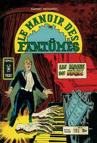 Cover Thumbnail for Le Manoir des Fantômes (Arédit-Artima, 1975 series) #13