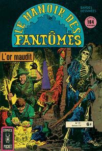 Cover Thumbnail for Le Manoir des Fantômes (Arédit-Artima, 1975 series) #19