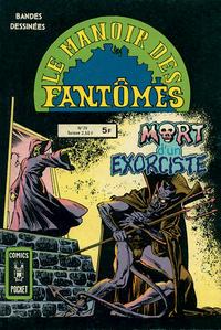 Cover Thumbnail for Le Manoir des Fantômes (Arédit-Artima, 1975 series) #20