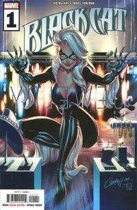 Cover Thumbnail for Black Cat (Marvel, 2019 series) #1 [J. Scott Campbell]