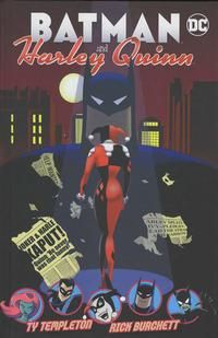 Cover Thumbnail for Batman & Harley Quinn (DC, 2018 series)